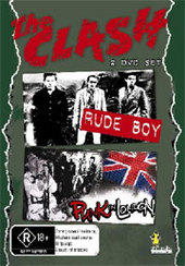Clash, The - Rude Boy / Punk In London (2 Disc Set) on DVD