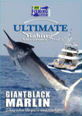 Ultimate Fishing Adventures V2: Great Black Marlin on DVD