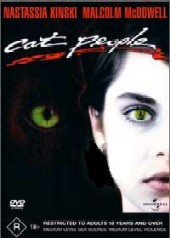 Cat People on DVD
