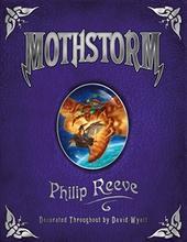 Mothstorm (Larklight #3) by Philip Reeve