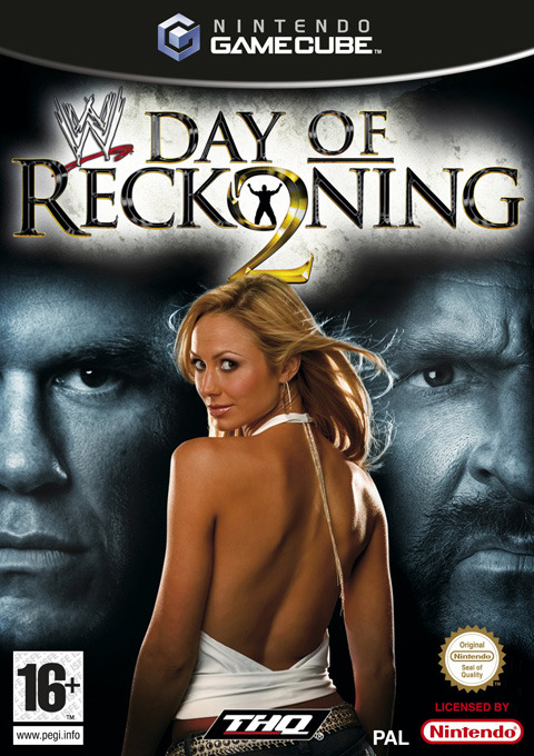 WWE: Day Of Reckoning 2 for GameCube