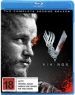 Vikings - The Complete Second Season on Blu-ray