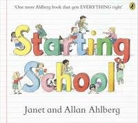 Starting School by Allan Ahlberg