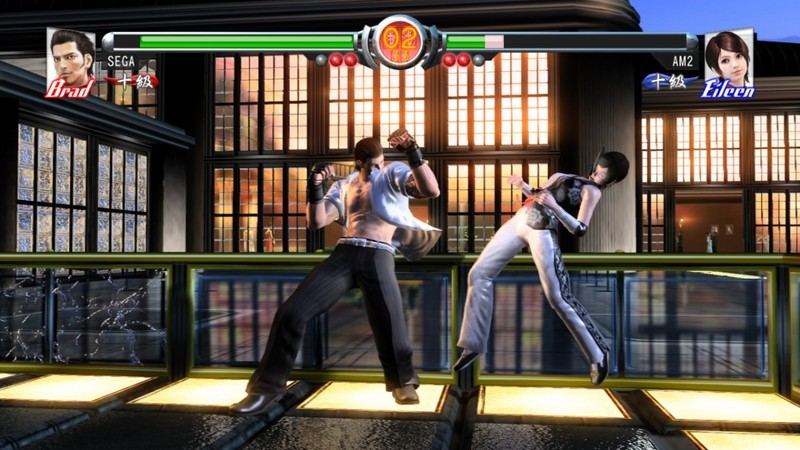 Virtua Fighter 5 & DVD Street Fighter 2: Movie bundle for Xbox 360 image