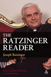 The Ratzinger Reader by Joseph Ratzinger image