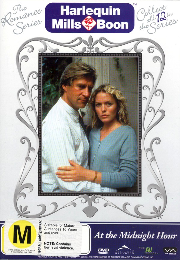 Harlequin Mills And Boon - At The Midnight Hour (The Romance Series) on DVD image