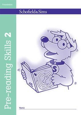 Pre-Reading Skills Book 2 by Sally Johnson