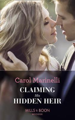 Claiming His Hidden Heir | Carol Marinelli Book | Buy Now