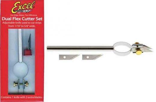 Excel Dual Flex Cutter Set Adjustable