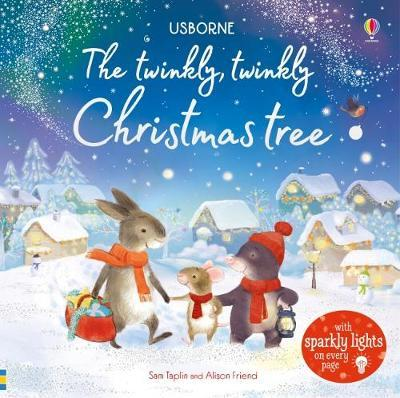 The Twinkly Twinkly Christmas Tree by Sam Taplin image