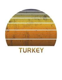 Turkey by Delsee Notebooks image