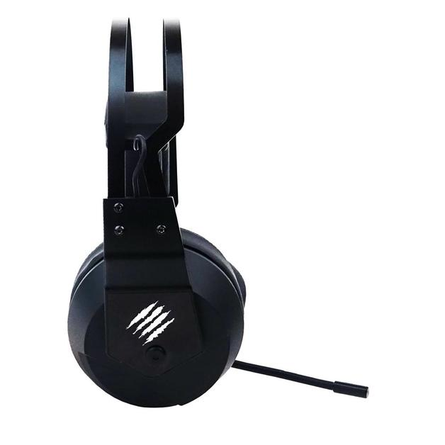 Mad Catz F.R.E.Q. 2 Gaming Headset (Black) for PC