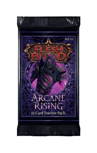 Flesh and Blood TCG: Arcane Rising Booster Pack