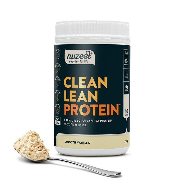 Nuzest: Clean Lean Protein - Smooth Vanilla (250g)