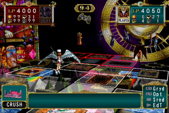 Yu-Gi-Oh! Duelists of the Roses screenshot