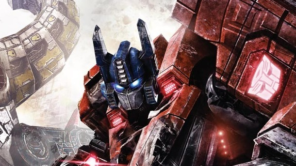 Transformers: Fall of Cybertron for PS3 image
