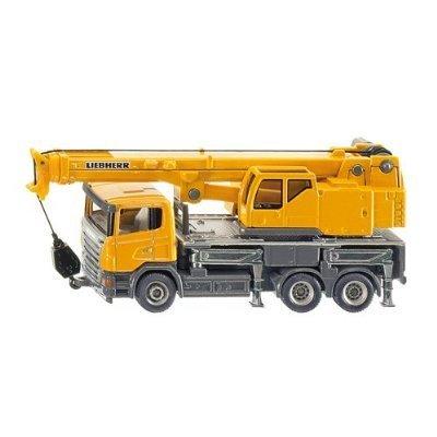 Siku: Liebherr Telescopic Crane Truck - 1:87