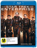 Star Trek Enterprise - The Complete First Season on Blu-ray