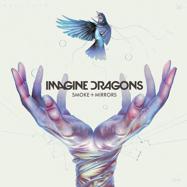 Smoke + Mirrors (Super Deluxe Edition) (2CD) by Imagine Dragons