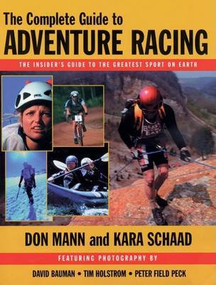 The Complete Guide to Adventure Racing by Don Mann image