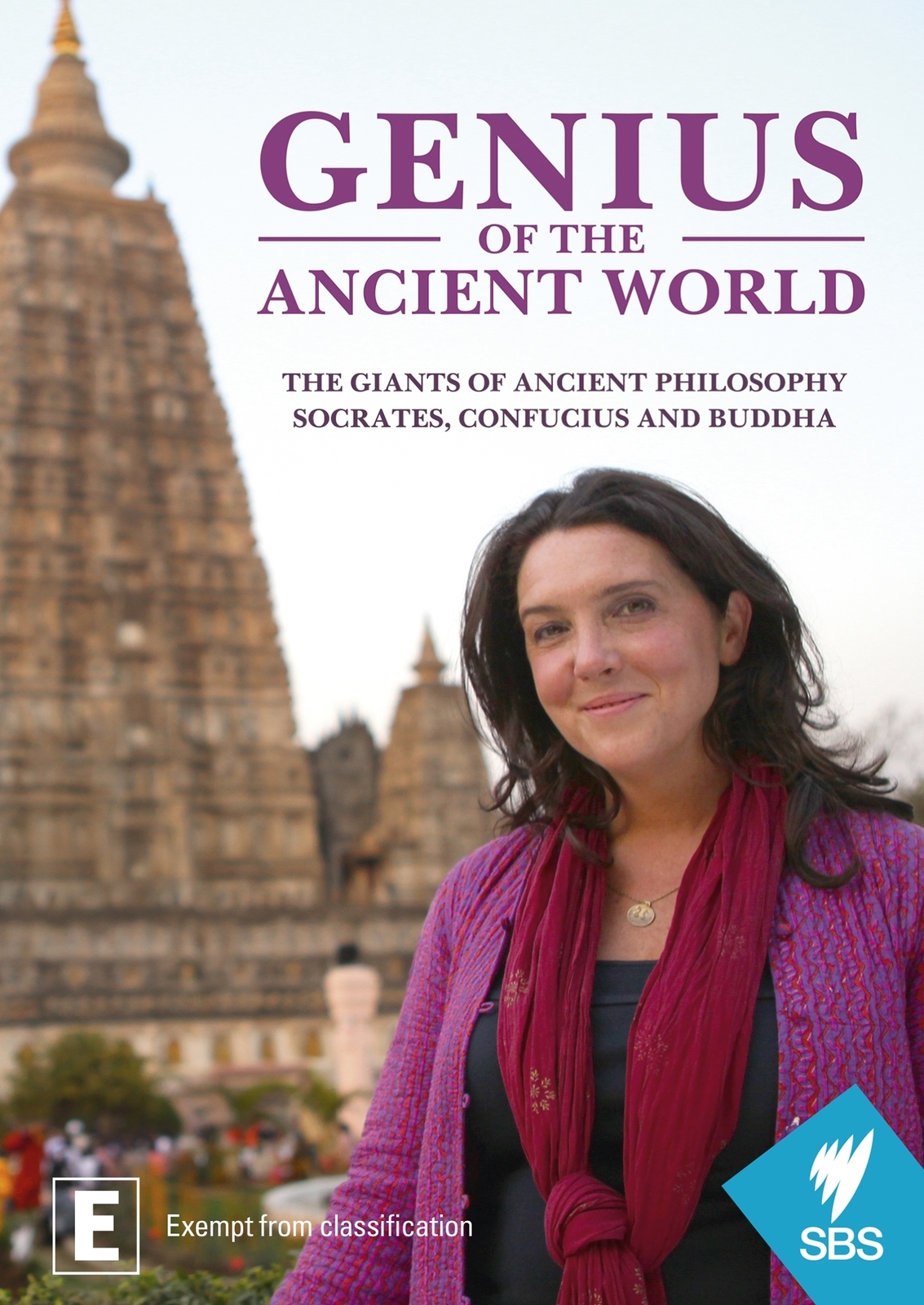 Genius Of The Ancient World on DVD image