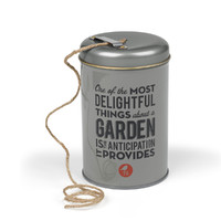 Thoughtful Gardener - Garden String in a Tin