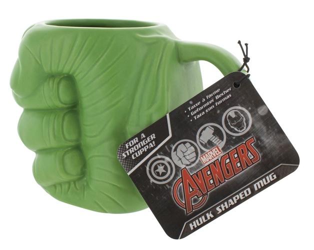 Marvel: Hulk Fist Oversized Coffee Mug