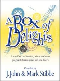 Box Of Delights by J John image