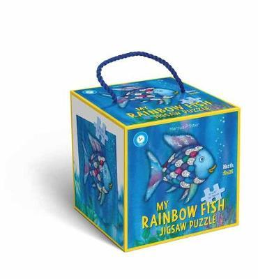 My Rainbow Fish Jigsaw Puzzle by Marcus Pfister