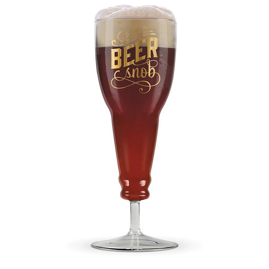 Beer Snob - Beer Glass image