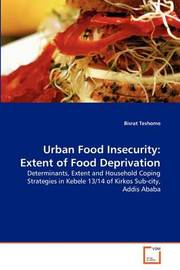 Urban Food Insecurity by Bisrat Teshome