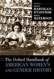 The Oxford Handbook of American Women's and Gender History image