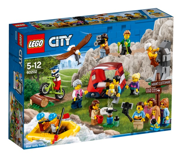 LEGO City - People Pack Outdoor Adventures (60202)