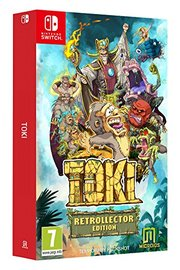 Toki Collector's Edition for Nintendo Switch