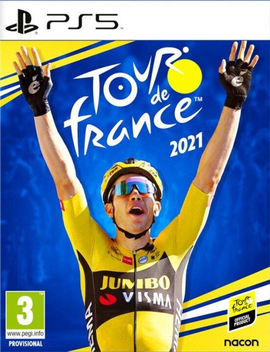 Tour de France 2021 for PS5