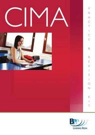 CIMA - P3: Management Accounting: Risk and Control Strategy: Kit by BPP Learning Media