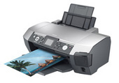 Epson Stylus Photo Printer R350