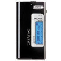 CREATIVE LABS Creative Muvo Micro N200 256Mb Black MP3 Player image