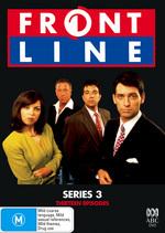 Frontline - Series 2 (2 Disc Set) on DVD