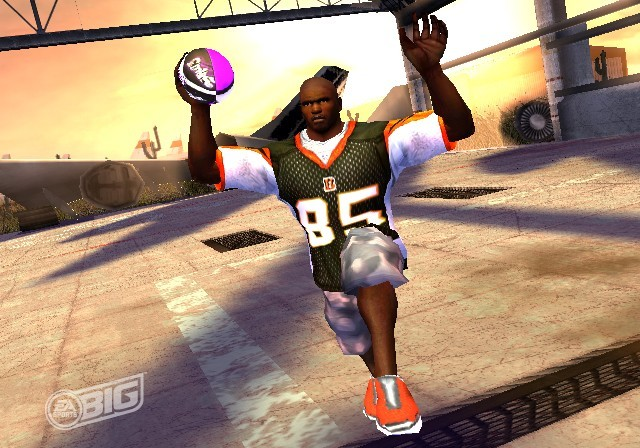 NFL Street 3 for PSP image