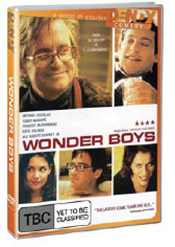 Wonder Boys on DVD