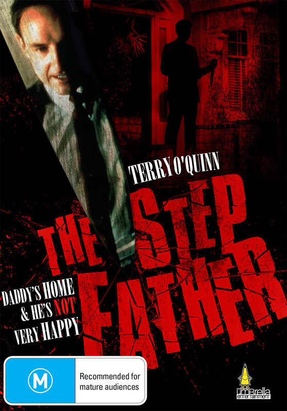 The Stepfather on DVD