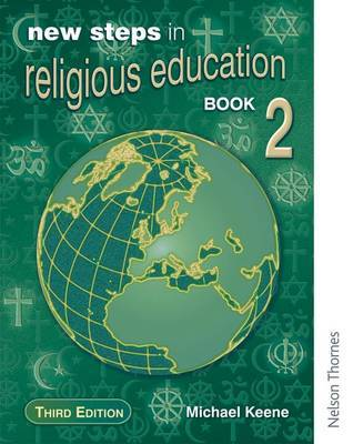 New Steps in Religious Education by Michael Keene image