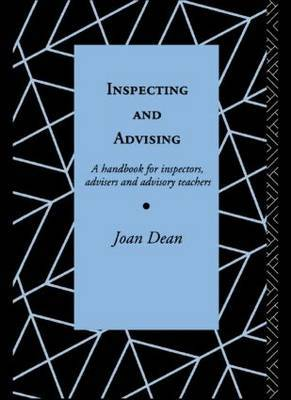 Inspecting and Advising by Joan Dean