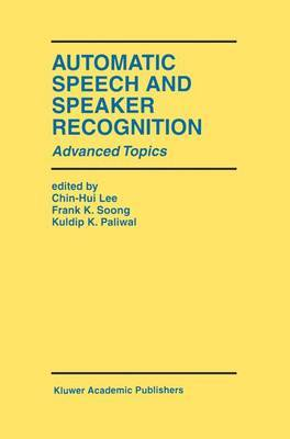 Automatic Speech and Speaker Recognition image
