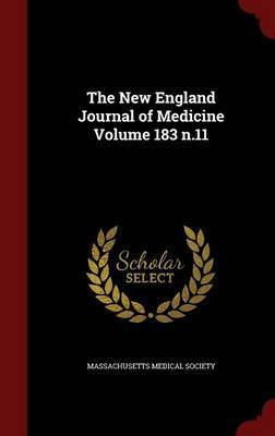 The New England Journal of Medicine Volume 183 N.11 by Massachusetts Medical Society image