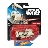 Hot Wheels: Star Wars Character Car - Battle Droid