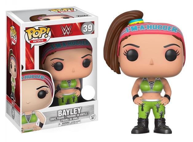 WWE: Bayley - Pop! Vinyl Figure