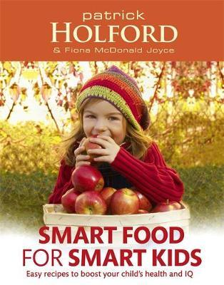 Smart Food For Smart Kids by Patrick Holford image