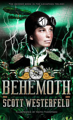 Behemoth by Scott Westerfeld image